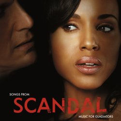 Songs from Scandal - CD Cover